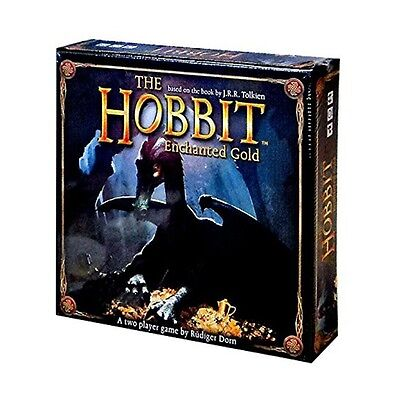 Board Game - The Hobbit Enchanted Gold - Sop490 - Sophisticated Games - Family