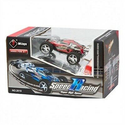 Remote Control High Speed Racing Car Toy - 30km H 5 Gears Short Charge