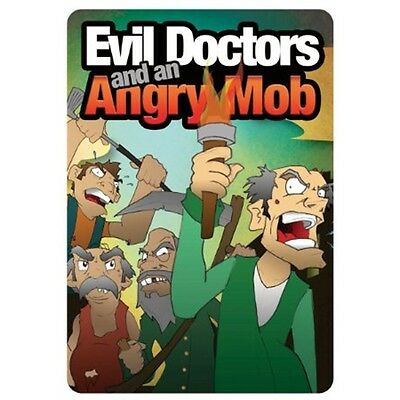 Evil Doctors And An Angry Mob