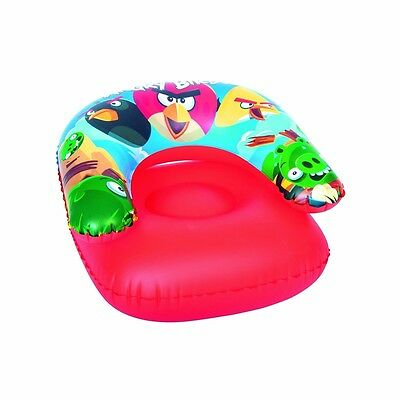 Angry Birds Children's Inflatable Chair - Bestway Childrens Kids Blow Up