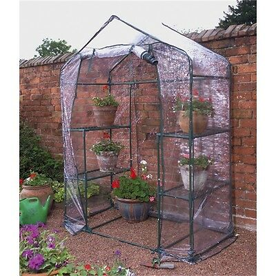 Replacement Walk-in Greenhouse Cover - Walk Spare Garden Kingfisher Pvc Ghwic