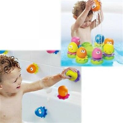 Tomy Octopals - Water Fun Floating Squirter Baby Toddler Bath Toy Bathtime Fun
