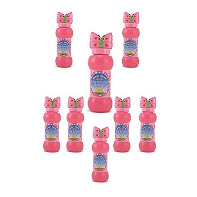 Melissa & Doug : 8 Bottles Of Butterfly Bubbles (great For Party Bags!)