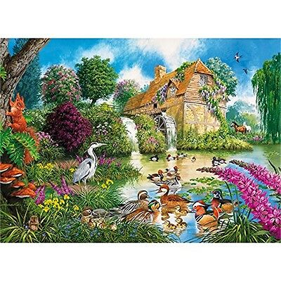 1000pc The Old Watermill Jigsaw Puzzle