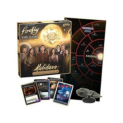 Firefly Gale Force Nine The Kalidasa Expansion Board Game - Rim Space New Brand