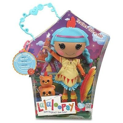 Lalaloopsy Doll Feather Tell-a-tale