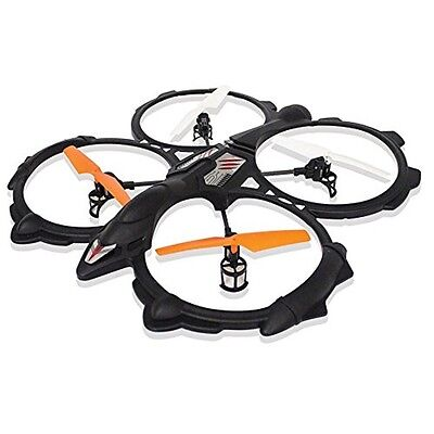 New York 40cm 4-channel Quadcopter With 6 Axis Gyro (black)