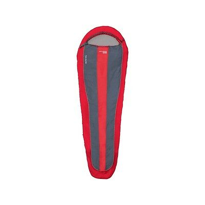 Yellowstone Trek Lite Classic 300 Sleeping Bag - Red - Trail Camping Travel