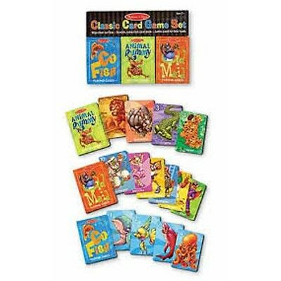 Melissa & Doug 14370 Classic Card Game Set
