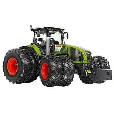 Wiking 077328 - Tractor Claas Axion 950 W. Twin Tyres (1:32)