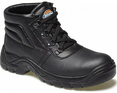 Dickies Mens Redland Super Safety Work Boots Size UK 4 -14 Steel Toe Cap FA23330