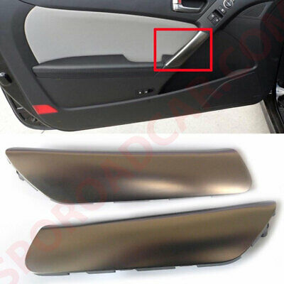 Inside door Grip handle outer cover for 2012-16 Genesis Coupe OEM Parts