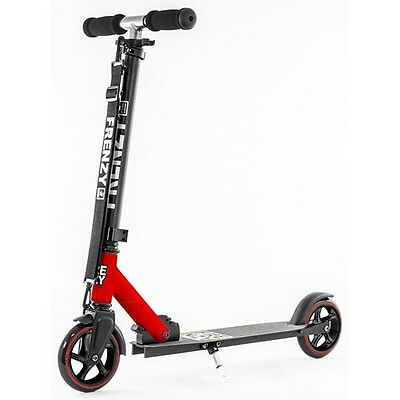 Frenzy 145mm Commuting Scooter - Red