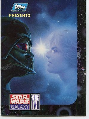 Star Wars Galaxy 2 Complete 135 Card Base Set