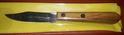Old Stock 3-Inch Paring Knife Traditional Line by Dexter Russell Hardwood Handle