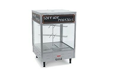 Nemco Food Equipment Revolving Pretzel Warmer, 22.25 x 22 .25 x 33.875 inch -- 1