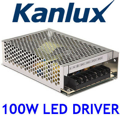 Kanlux 0W - 100W Driver 12V DC Power Supply Transformer for LED Light Strip Lamp