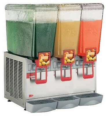 Grindmaster-Cecilware 20/3PD Arctic Deluxe Series Cold Beverage Dispenser with M