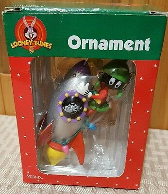 Looney Tunes Marvin Christmas Ornament