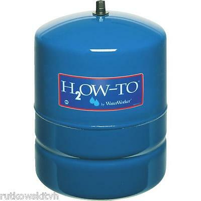 Water Worker Factory Pre-charged 4.4-Gallon Jet Pump Well Tank