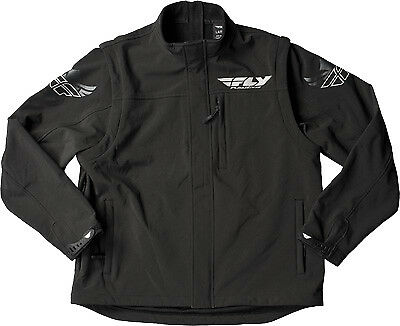 Fly Racing Black Ops Convertible To Vest Enduro Offroad Motorcycle Riding Jacket