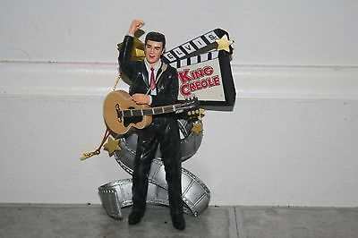 "Elvis Presley ""King Creole"" Collectible Ornament Trevco"