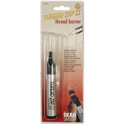 Thread Burner Zapper Tool - Beadsmith Zap Ii Trims Burns Melts Extra Fine Tip