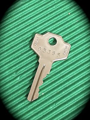 MERONI Cabinet Keys-New Keys Made To Code Number-