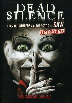 Dead Silence [WS] [Unrated] (2009, REGION 1 DVD New) WS