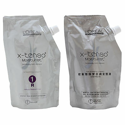 Loreal Professional X-tenso Straightener Cream for Natural Resistant Hair