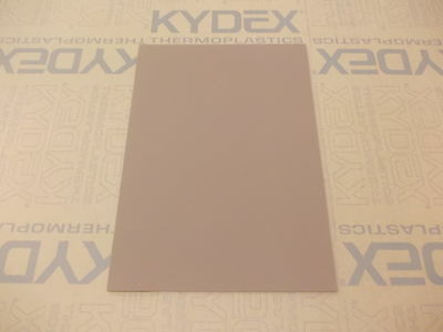 2 mm A4 KYDEX T Sheet 297 mm x 210 mm Wicket Brown P3 Cashmere.Holster-Sheath