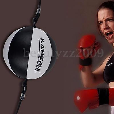 Speed Dodge Ball Double End Gym MMA Boxing Sports Punch Bag Floor To Ceiling