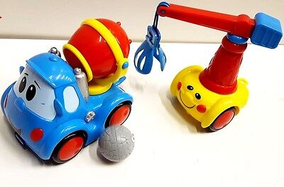 Chicco Funny Truck Toy