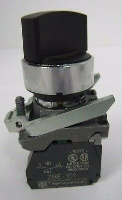 Telemecanique** Selector Switch Zbe-101