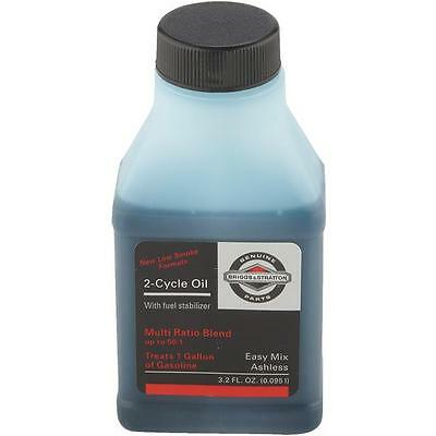 3.2-ounce Briggs & Stratton 2-Cycle Ashless Motor Oil