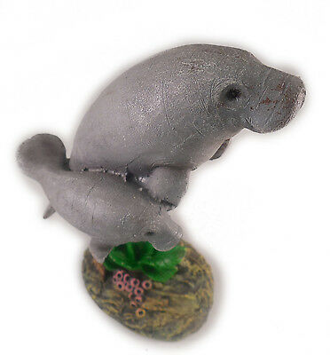 Sea Creations Manatee Figurine