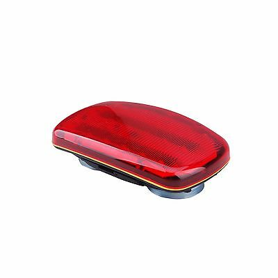 Max Load Magnetic Red 18 LED Flashing or Steady lights LED Safety Light