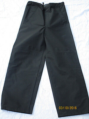 Trousers Mens Waterproof ,MOD Guard Service,Gr.170/88,British Army Wachdienst