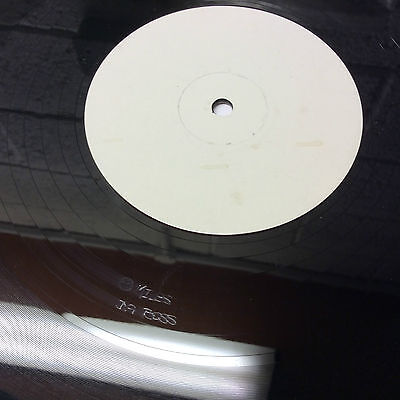 "Mis-Teeq 'Scandalous' Vinyl 12"" White Label Promo in Great Condition VG+"
