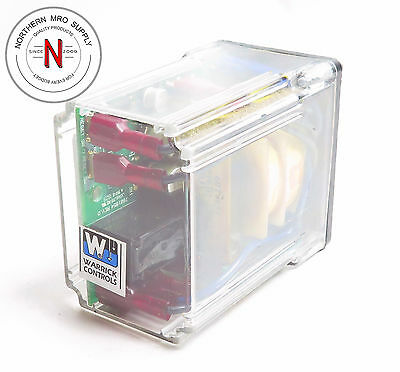 Warrick Controls 26Mb1B0-E-06 Solid State Relay, 120Vac, 10A