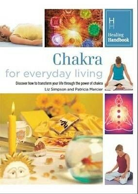 Chakra for Everyday Living by Paperback Book