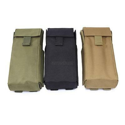 12G Tactical Molle Ammo Holder Shotgun Sling 25 Round Reload Magazine Pouch Hot