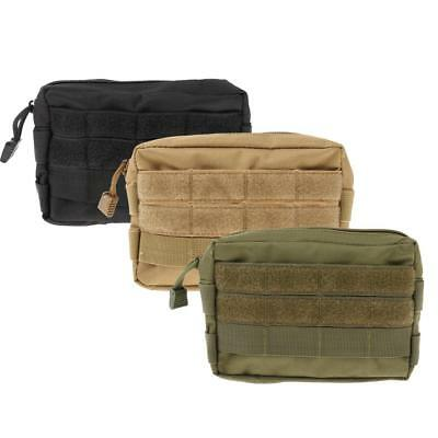 Outdoor Sports Molle Tactical Waist Bag Phone Belt Bum Fanny Pack Phone Holder