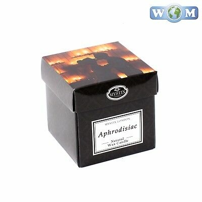 Mystix London | Aphrodisiac Candle - Small (CAND8CLEOBAPHR)