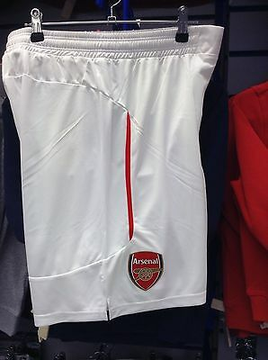 Arsenal Home Shorts 2014 2015 - Medium