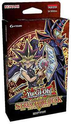 Yugi Muto Structure Deck SDMY Yu-gi-oh 1st Edition Sealed BNIB English New