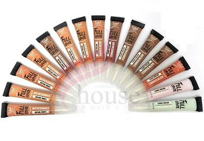 VITAL LONG WEAR PRO MAKE UP CONCEALER L A GIRL STYLE HD Conceal -ALL SHADES! LA