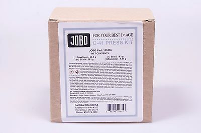 Jobo C-41 Press Kit