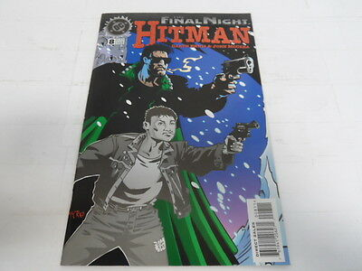 Dc The Final Night Hitman #8 Nov.1996 7431-2 (151)