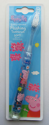 Peppa Pig Flashing Toothbrush